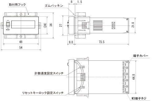 三菱gs316灯板电路图